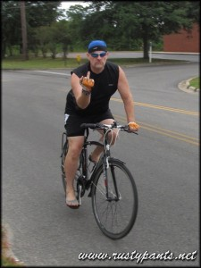 Five Reasons You Might Meet My Middle Finger While I'm Biking